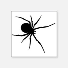 Black Widow Spider Bumper Stickers | Car Stickers, Decals ...