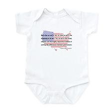 F.D.R. - End War Infant Bodysuit
