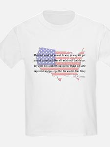 JFK - End War T-Shirt