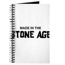 Made in the Stone Age Journal