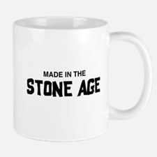 Made in the Stone Age Mugs
