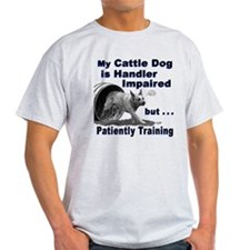 Cattle Dog Agility T-Shirt