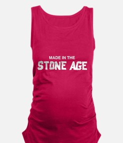 Made in the Stone Age Maternity Tank Top