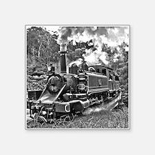 Narrow Gauge Railway Steam Train Engine Sticker