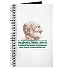 Khan Quote Journal