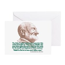 Khan Quote Greeting Cards (Pk of 10)