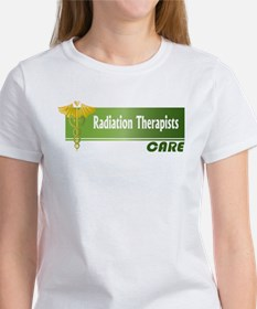 Radiation Therapists Care Tee
