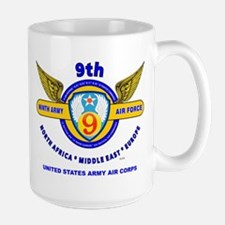9TH ARMY AIR FORCE WORLD WAR II Mug