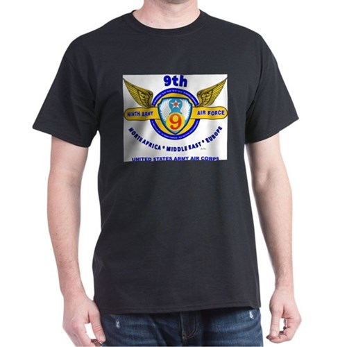 9TH ARMY AIR FORCE WORLD WAR II T-Shirt