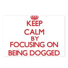 Being Dogged Postcards (Package of 8)