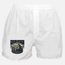 Cute Squatch Boxer Shorts