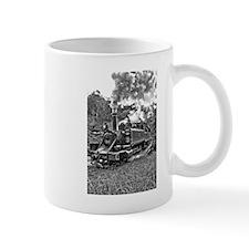 Narrow Gauge Railway Steam Train Engine Mugs