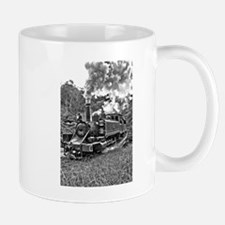 Narrow Gauge Railway Steam Train Engine Mugs