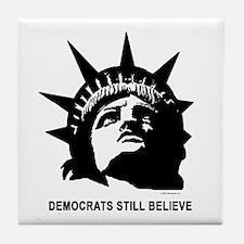Democrat - Liberty Tile Coaster