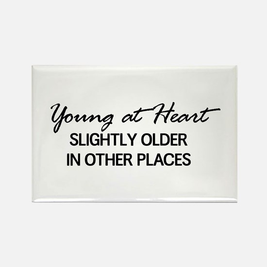 Young at Heart, Slightly Older in Other Places Mag