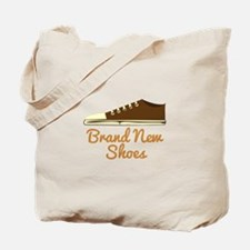Brand New Shoes Tote Bag