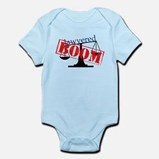 Funny The mets Infant Bodysuit