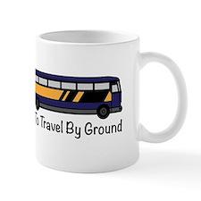 Travel by Ground Mugs