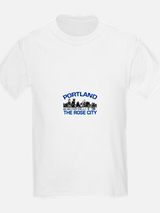 Portland . . . The Rose City T-Shirt
