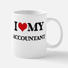 I love my Accountant Mugs