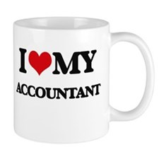 I love my Accountant Mugs