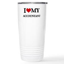 I love my Accountant Travel Mug