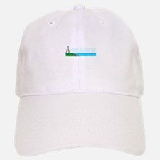 Seaside Baseball Baseball Cap