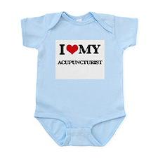 I love my Acupuncturist Body Suit