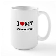 I love my Acupuncturist Mugs