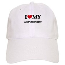 I love my Acupuncturist Baseball Cap