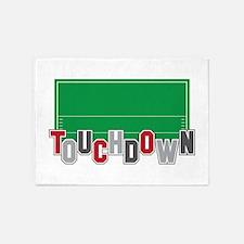 Touchdown 5'x7'Area Rug