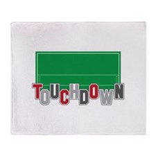Touchdown Throw Blanket