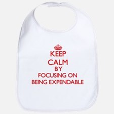 BEING EXPENDABLE Bib