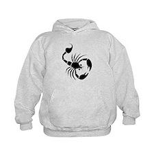 Scorpion Silhouette Hoodie