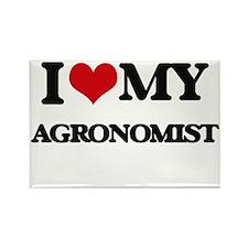 I love my Agronomist Magnets