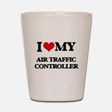 I love my Air Traffic Controller Shot Glass