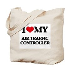 I love my Air Traffic Controller Tote Bag