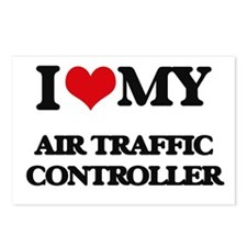 I love my Air Traffic Con Postcards (Package of 8)