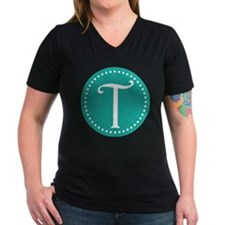 Letter T Shirt