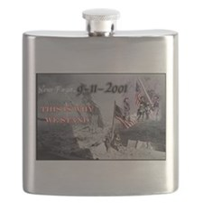 never forget 911 Flask