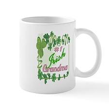 #1 IRISH GRANDMA Mug
