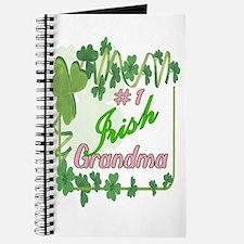 #1 IRISH GRANDMA Journal