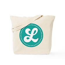 Letter L Tote Bag