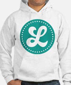 Letter L Hoodie