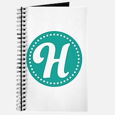 Letter H Journal