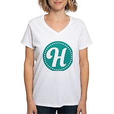 Letter H Shirt