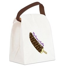 Nana Is Nutty Canvas Lunch Bag