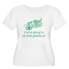 Going to be Grandparents Plus Size T-Shirt