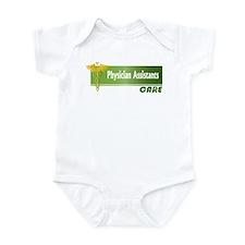 Physician Assistants Care Infant Bodysuit