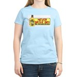 Never Drive Dry Women's Light T-Shirt